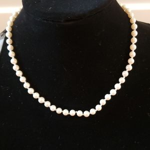 NWT Carolee knotted pearls